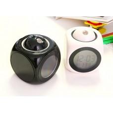 Будильник проектор
