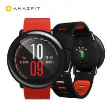 Смарт часы AMAZFIT PACE WATCH BLACK/RED INTERNATIONAL