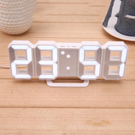 Большие цифровые часы