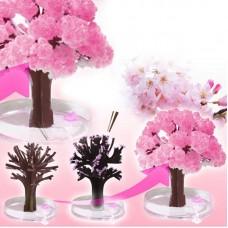 Кристальное дерево сакура