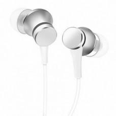Наушники Xiaomi Mi Piston Headphones Basic Цвет: Серебро