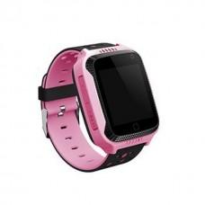 Детские GPS Часы Smart Baby Watch G100 Цвет: Розовый
