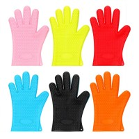 Перчатки силиконовые термостойкие