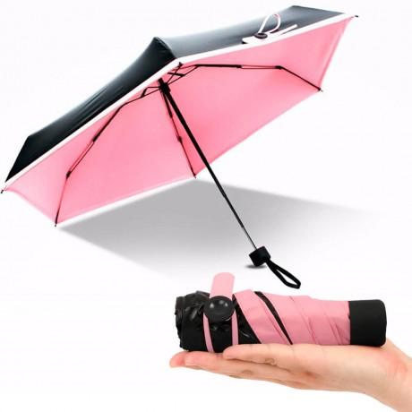 Универсальный карманный зонтик 17 см