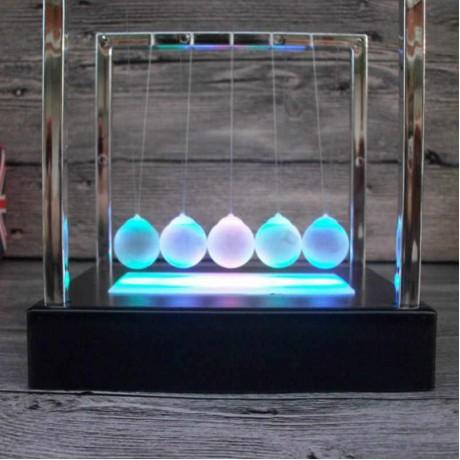 LED колыбель Ньютона
