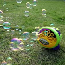 Автоматическая машинка для мыльных пузырей