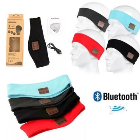 Bluetooth повязка-наушники для бега