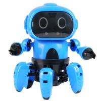 Интерактивный робот-конструктор SMALL SIX ROBOT