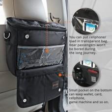 Многофункциональная сумка-органайзер на подголовник
