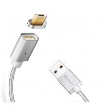 Магнитный дата кабель micro usb